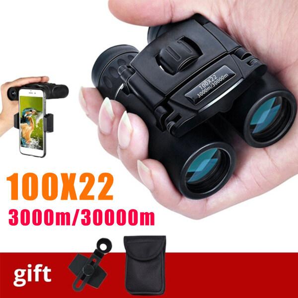 Ống Nhòm Ống Kính Zoom 100X22 HD Kính Viễn Vọng Quang Học Mini Công Suất Cao Ban Đêm-2 Phong Cách