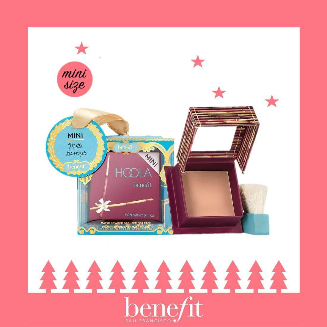[holiday Exclusive] Benefit Hoola Mini By Benefit Official Store.
