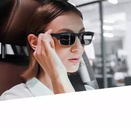 Giá Lieliguo Bán Chạy Bluetooth Không Dây Bảo Vệ Khỏi Tia UV Điện Thoại Lái Xe Âm Nhạc Kính Thông Minh