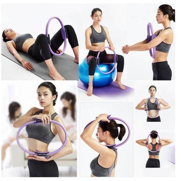 Vòng Tập Pilates Vòng Tập Yoga Cho Nữ Vòng Tập Pilates Vòng Tập Thể Dục Với Hướng Dẫn Tập Luyện Ngắn Gọn Dành Cho Chân, Đùi, Xương Chậu, Làm Săn Chắc Toàn Thân Và Yoga