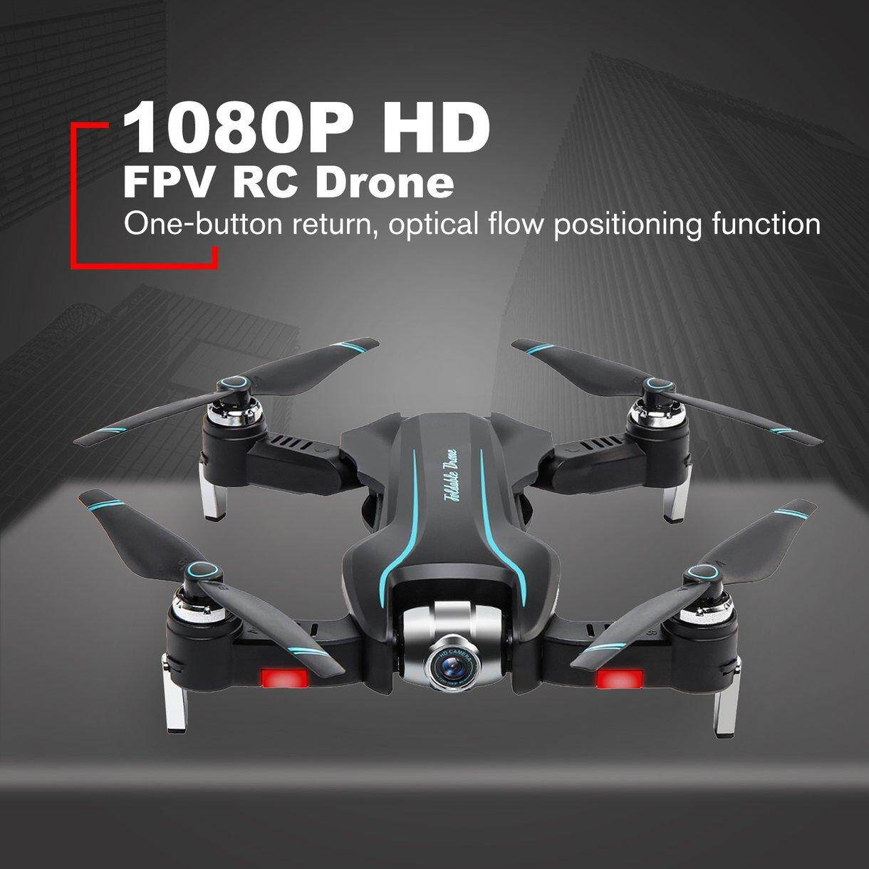 Best Seller FPV Wide Angle Multi-axis RC Drone 1080P Dual Camera S17 Optical Flow Drone