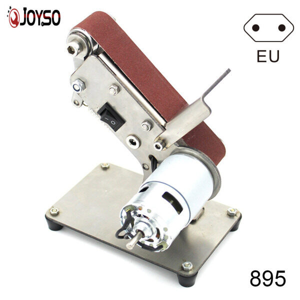 Máy chà nhám JOYSO mini thiết kế gập linh hoạt cầm tay tiện lợi - INTL