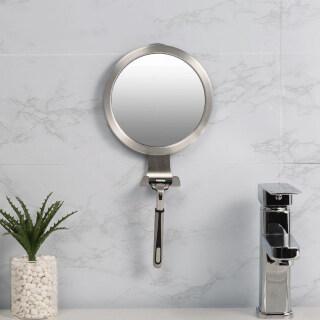 Gương Tắm Blesiya, Không Cần Sương Mù, Gắn Tường Cho Phòng Tắm, Du Lịch, Dễ Mang Theo thumbnail