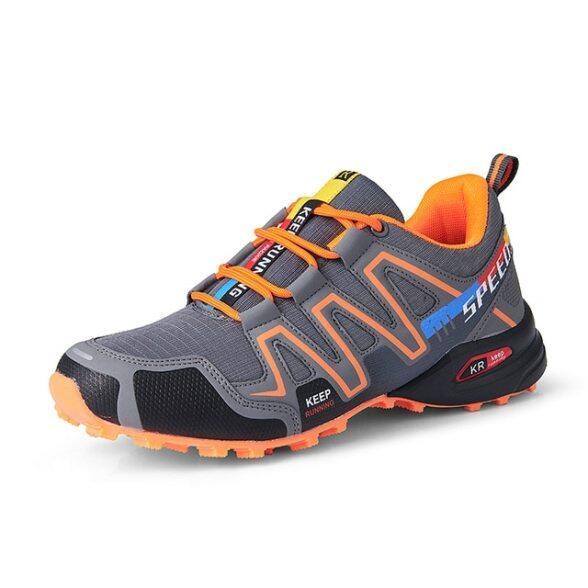 Giày Đạp Xe Của Nam Đường Xe Đạp Giày Giày Đạp Xe Leo Núi Phản Quang Chu Kỳ Sneaker Triathlon Đua Giày giá rẻ