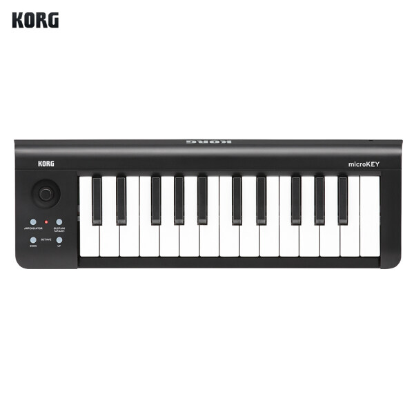 KORG microKEY-25 25-Key Compact USB MIDI Keyboard Controller USB Powered Compatible with iPhone iPad Mac Windows Computer Malaysia