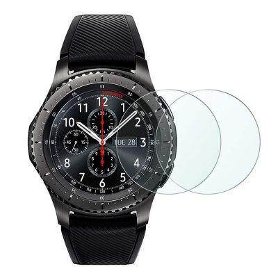 2pcs 9H Tempered Glass Screen Protector for Samsung Gear S3/ S3 Classic Frontier (TRANSPARENT) Malaysia