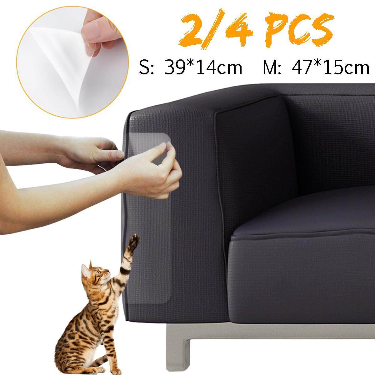 【free Shipping + Flash Deal】2pcs S Pet Cat Scratch Guard Mat Cat Scratching Post Furniture Sofa Protector By Freebang.