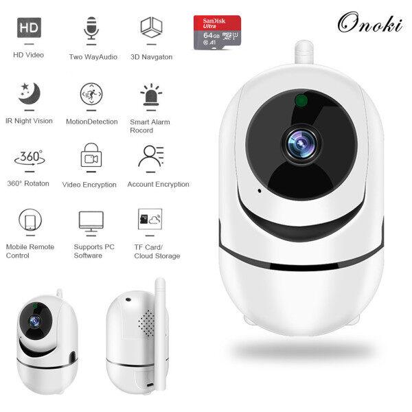 YCC365/Pixplus PTZ WiFi Wireless Camera CCTV 1080P Motion Detector Malaysia