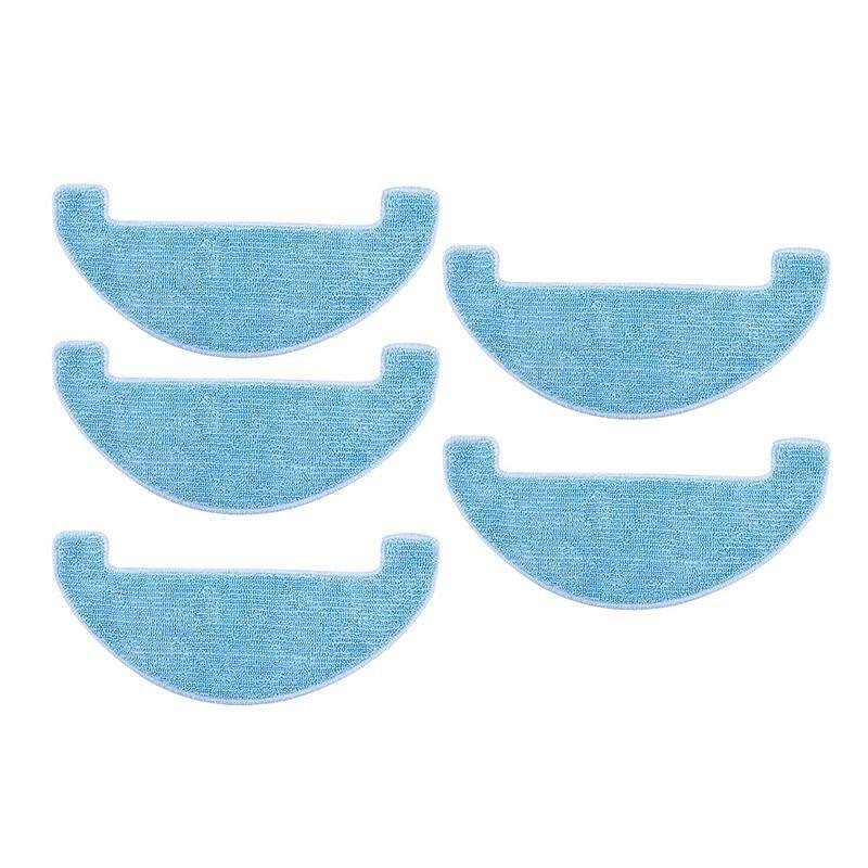 5 cái Lau Lau Vải Làm Sạch Cho ILIFE V80, V8S, X800, X750, X787, x785 Dòng Bán