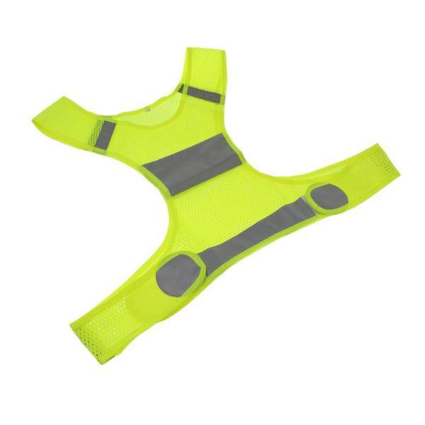 Prettyia Running Jogging Cycling Safety High Visibility Reflective Vest