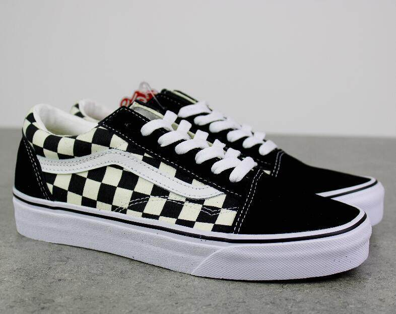 4db1d04f5 Product details of Original Vans New Arrival Men's & Women's Classic Old  Skool Low-top Skateboarding Shoes Sneakers Unisex Skateboard Shoes  Checkerboard