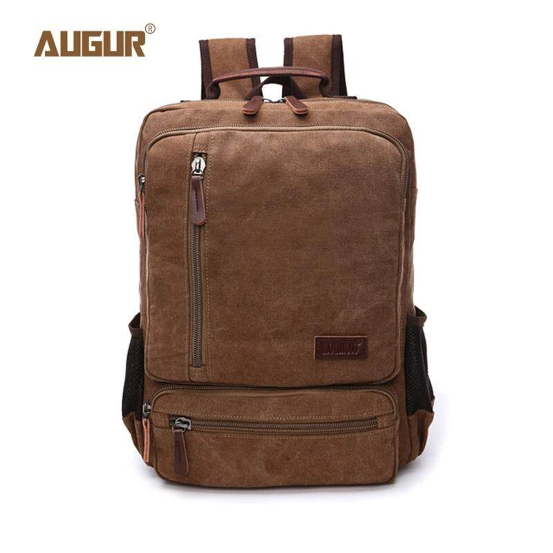 f53121d9ca New Canvas Backpack Men's Vintage Laptop Backpack Mochila Hombre Plecak  Fashion Big Travel Backbag For Men