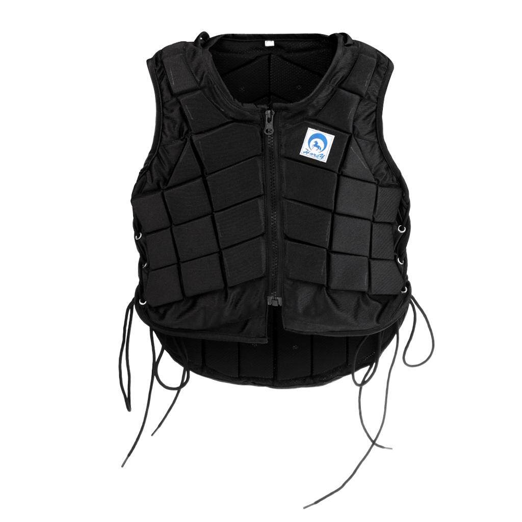 Flameer Adult Child Kids Lightweight Safety Horse Riding Equestrian Body Protector Vest By Flameer.