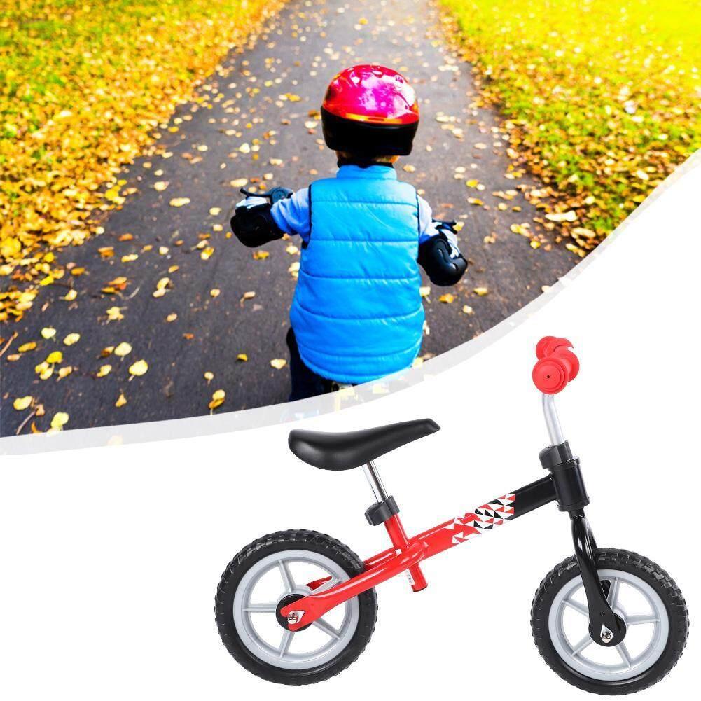 Mua SAHOO Bé Trượt Xe Đạp chống trơn trượt Bánh Xe Không Bàn Đạp Trẻ Em Kids Đen Đỏ