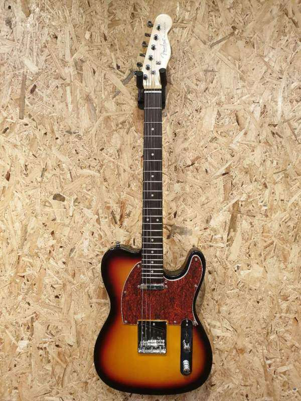 Fender Telecaster SunBurst Electric Guitar + Free Gift Malaysia