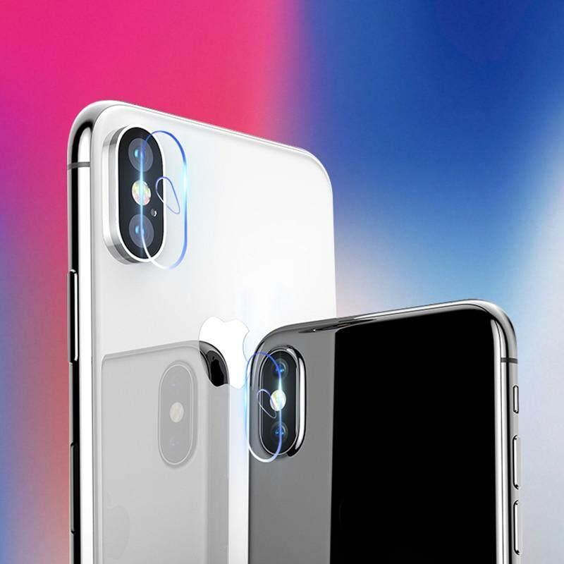Untuk Apple iPhone X 8 7 6 6 S Plus Kembali Lensa Kamera Pelindung Layar Perlindungan Menyeluruh Kaca Antigores Film untuk iPhone X Max XR BTZ1 Diskon [Model: GMTGPGMSJ0157]