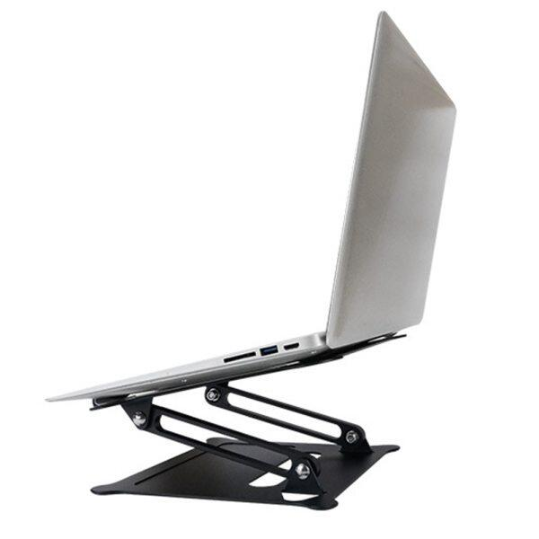Laptop Tablet Stand Portable Folding Stand Tablet Top Anti-Skid Adjustable Viewing Angle Bracket Home Office For Home Office