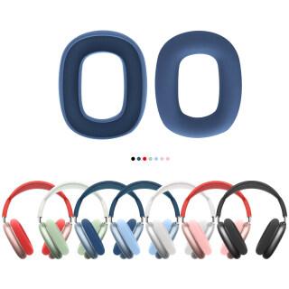 1 Cặp Ốp Bảo Vệ Miếng Đệm Tai Nghe Miếng Đệm Tai Silicon Thay Thế Vỏ Đệm Cho AirPods Max Headphone Tai Nghe Bao Bảo Vệ Miếng Đệm Tai thumbnail
