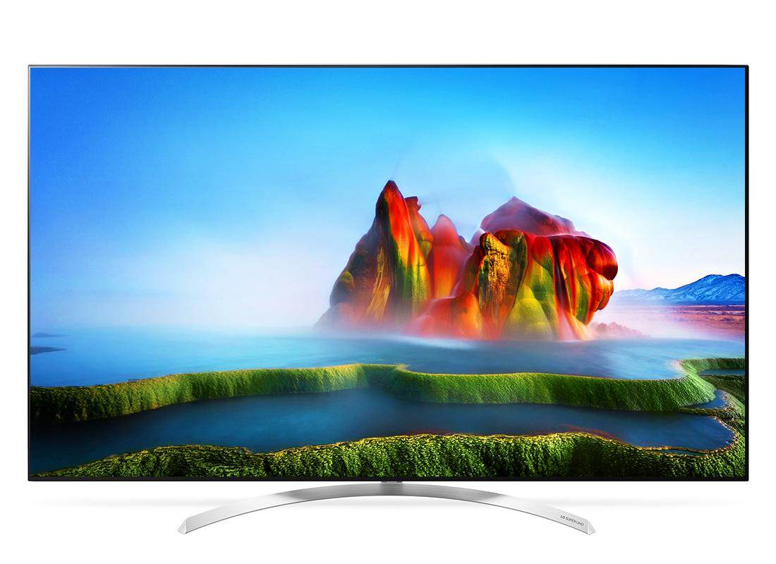 "LG 60"" Webos 3.5 Super UHD Smart TV 60SJ850T with Nano Cell Display"