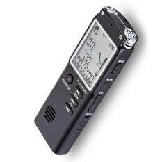Máy Ghi âm USB Chuyên Nghiệp 96 Giờ Dictaphone Âm Thanh Kỹ Thuật Số Máy Ghi Âm có WAV MP3 Người Chơi