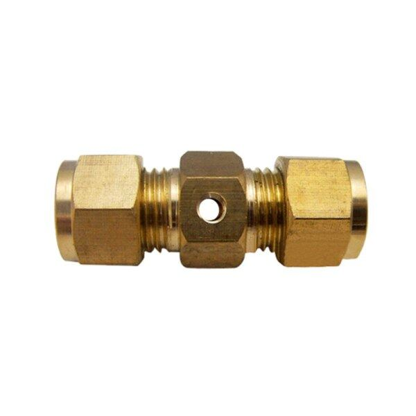 Garden Sprinkler Spray Nozzle Connectors Brass Misting Garden Hose Connector Sprayer Sprinkler Agricultural Irrigation Sprinkler