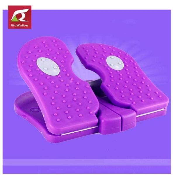 Riowalker Small Home Multifunctional Stovepipe Pedal Exercise Fitness Equipment, Slimming Pedal Climbing Machine