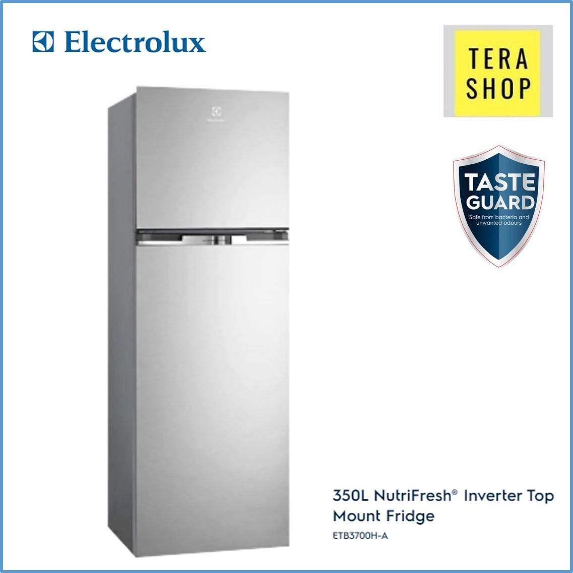 Electrolux Fridge 350L ETB3700H-A / ETB3700 / ETB3700H NutriFresh® Inverter