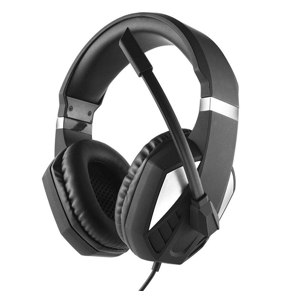 ERA 7100 Surround Stereo Gaming Headset Headband Headphone USB 3.5mm with Mic for PC/PS4/XBOX ONE/SWITCH Headset game headset