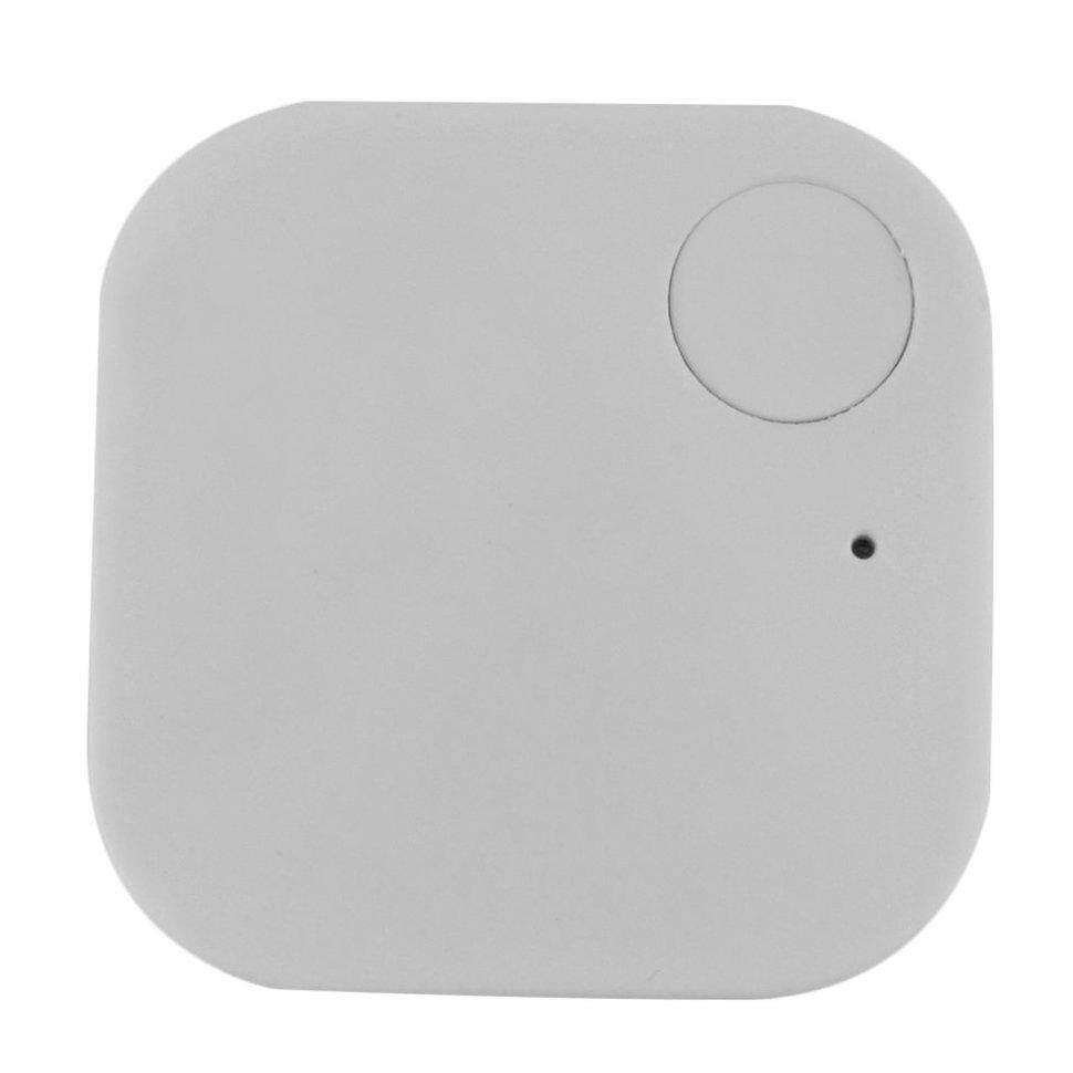 BGD Square Smart Finder Tag Tracker Wallet Key Tracer GPS Locator Alarm
