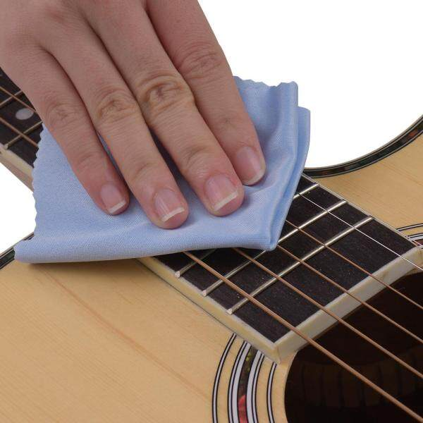 1pcs Microfiber Musical Instrument Cleaning Cloth Cleaner 1 pcs Malaysia