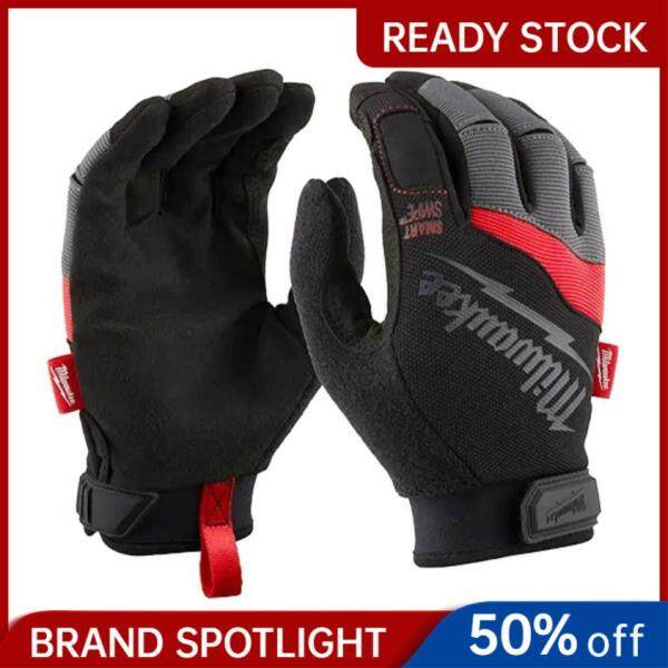 MILWAUKEE PERFORMANCE GLOVES ( Touchscreen compatible)