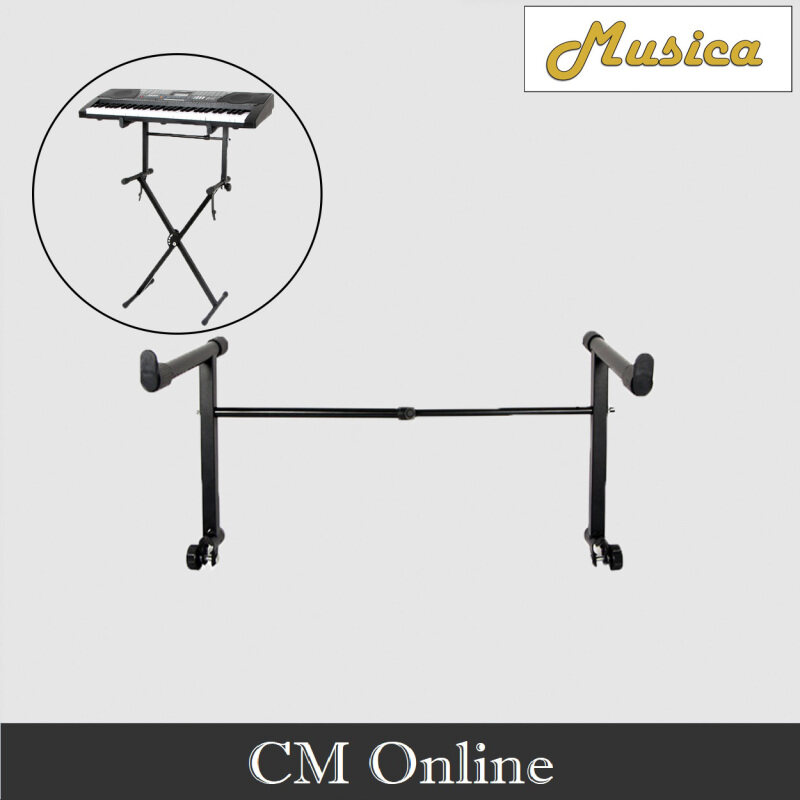Adding Height For X Shape Keyboard Stand (Musica) Q-50 Malaysia