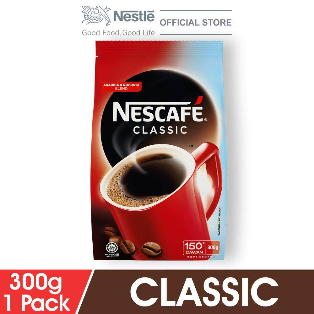Nescafe Classic Refill 300g (special Offer) By Lazada Retail Nescafe.