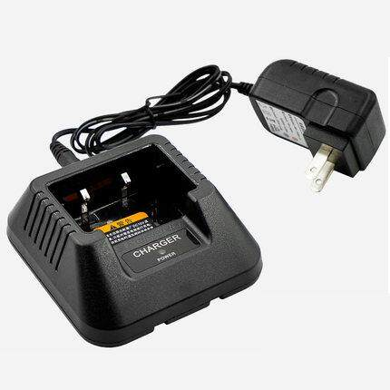 Brand New LI-ION Battery Charger for Baofeng 5R Radios UV-5RE PLUS UV-5R+