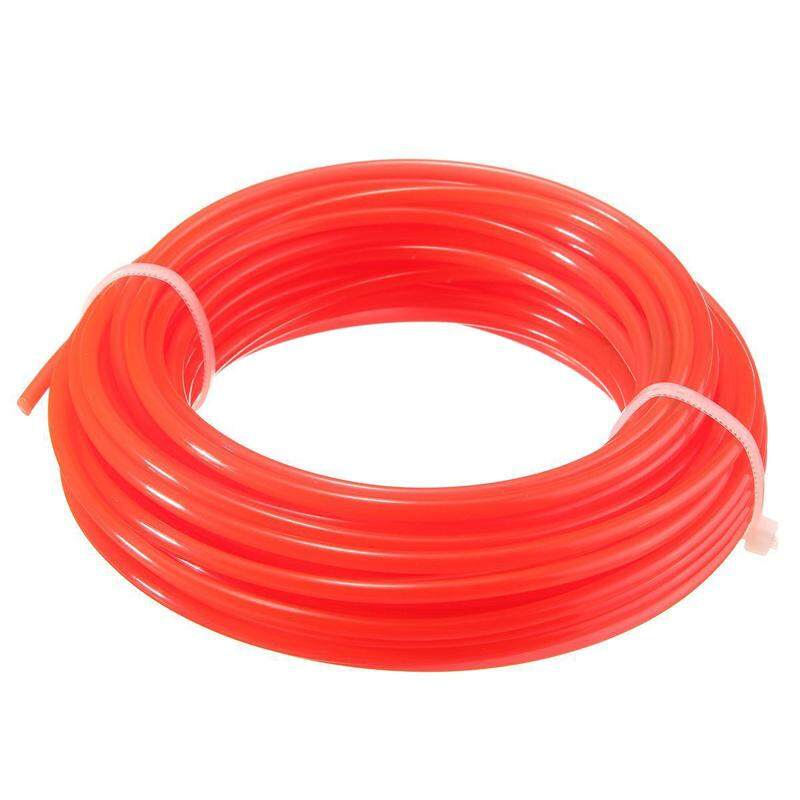 Strimmer Line Wire Petrol Grass Red Light weight Garden Edging lawns Trimmer