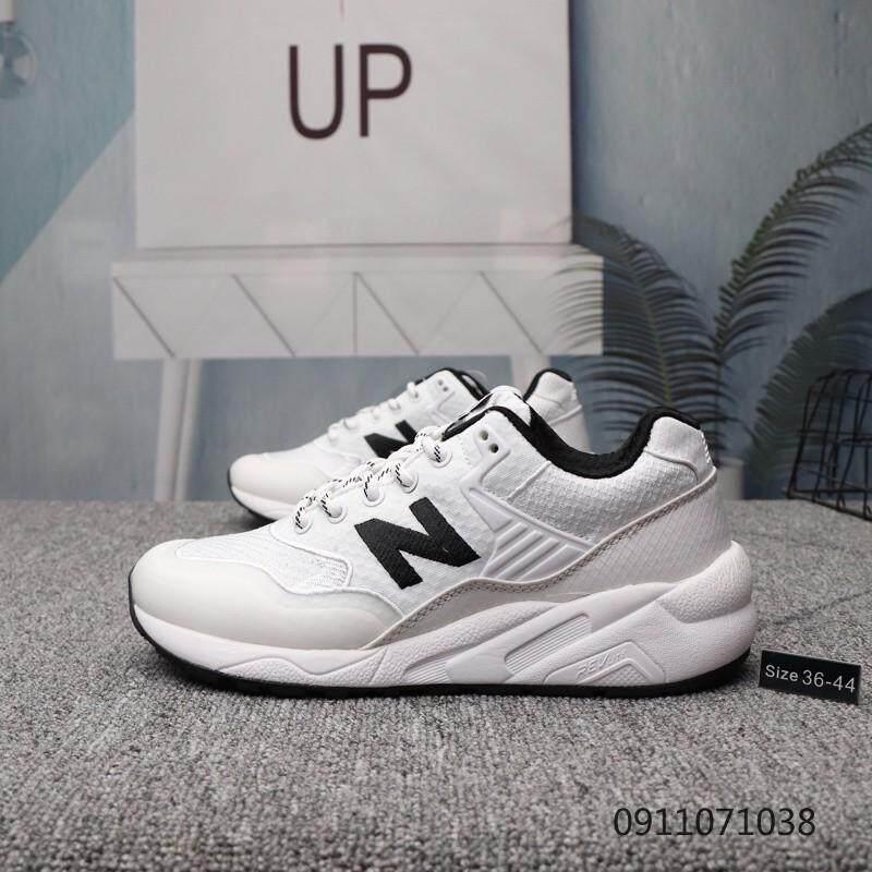 การใช้งาน  ตรัง NEW BALANCE 580 NB580 รองเท้า/รองเท้าลำลอง