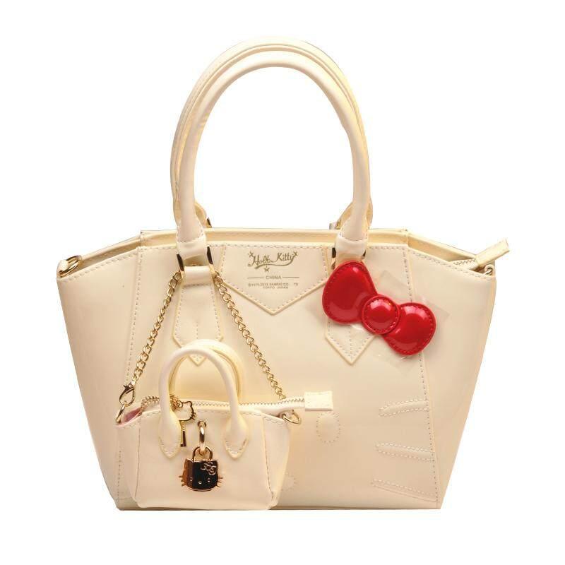 58e8a8056 2019 New Products Hello Kitty One-Shoulder Handbag hello kitty Cross-body  Women's Bag