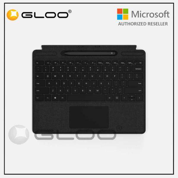 Microsoft Surface Pro X Type Cover with Slim Pen Bundle Black - QSW-00015 Malaysia
