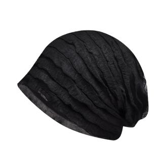 Bạn Sành Điệu Mũ Beanie Cotton Cho Nữ Khăn Xếp Che Cửa Chớp Mũ Ngủ Mềm Mũ Hóa Trị Mũ Len Thời Trang Mũ Bà Bầu thumbnail