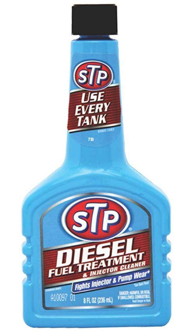 STP Diesel Fuel Treatment and Injector Cleaner (236 ml) ORIGINAL - Made in  USA