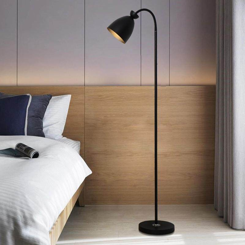 Macaron Color Nordic Creative Personality Floor Lamp Reading Lamp for Living Room Study Bedroom