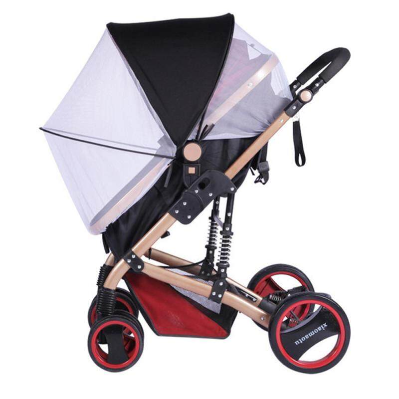 WithRitty Mosquito Net for Stroller,Premium Infant Bug Protection for Cribs,Bassinets,Jogger,Carrier,Car Seats Cradles,Beds,Portable Durable Long Lasting Baby Insect Shield Netting Singapore