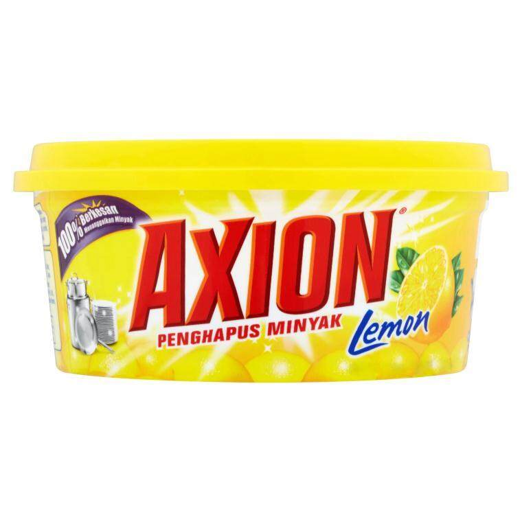 Axion Dishwashing Paste 350g(Lemon)