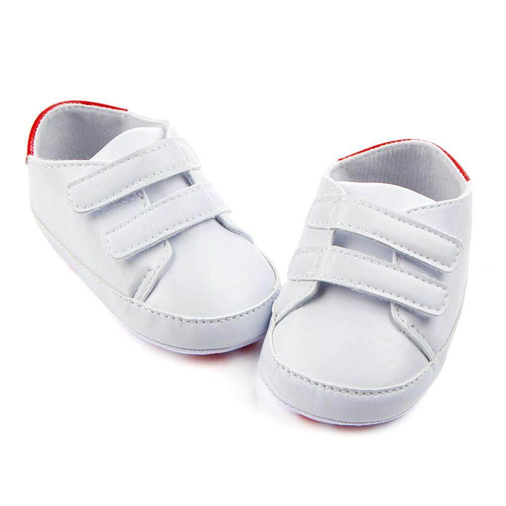 843698d38bc0 Infant Toddler Baby Boy Girl Soft Sole Crib Shoes Sneaker Newborn BU 11