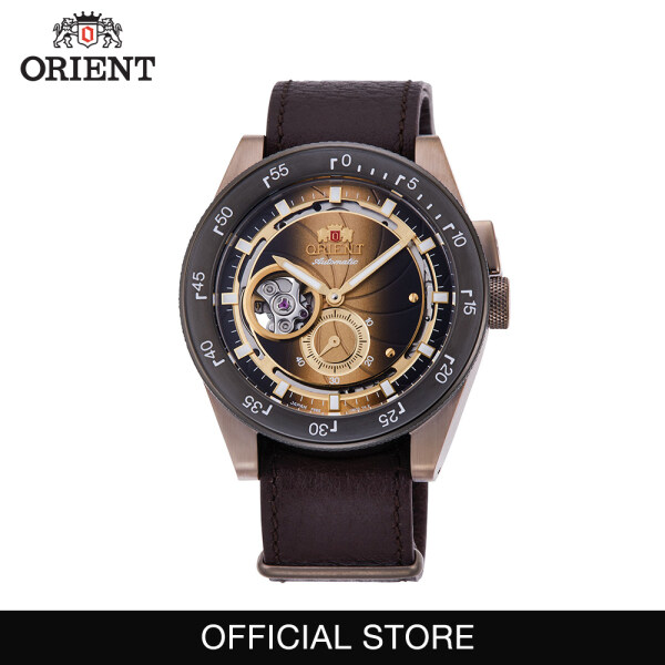 Orient Retro Future Camera Revival Men Watch Automatic Limited Edition ORRA-AR0204G (FREE GIFT) Malaysia