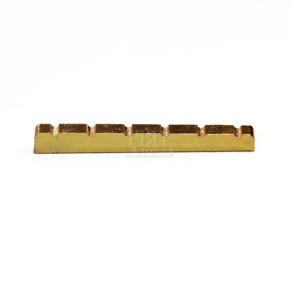 Electric Guitar Stratocaster Style Brass Nut Malaysia