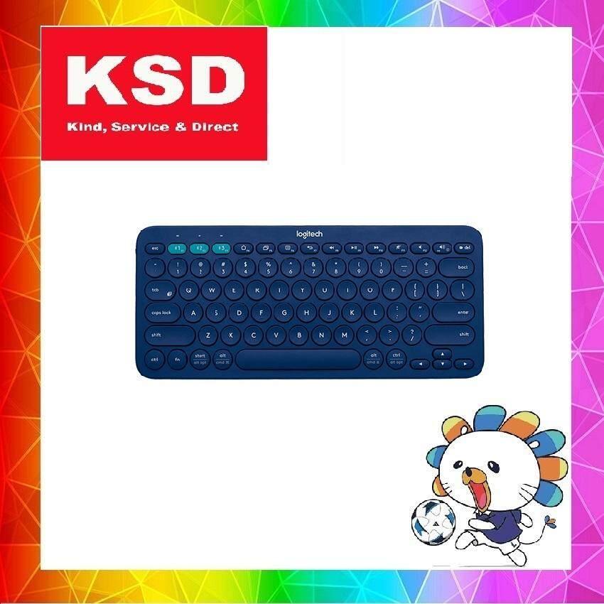 Logitech K380 Bluetooth Wireless Keyboard Malaysia