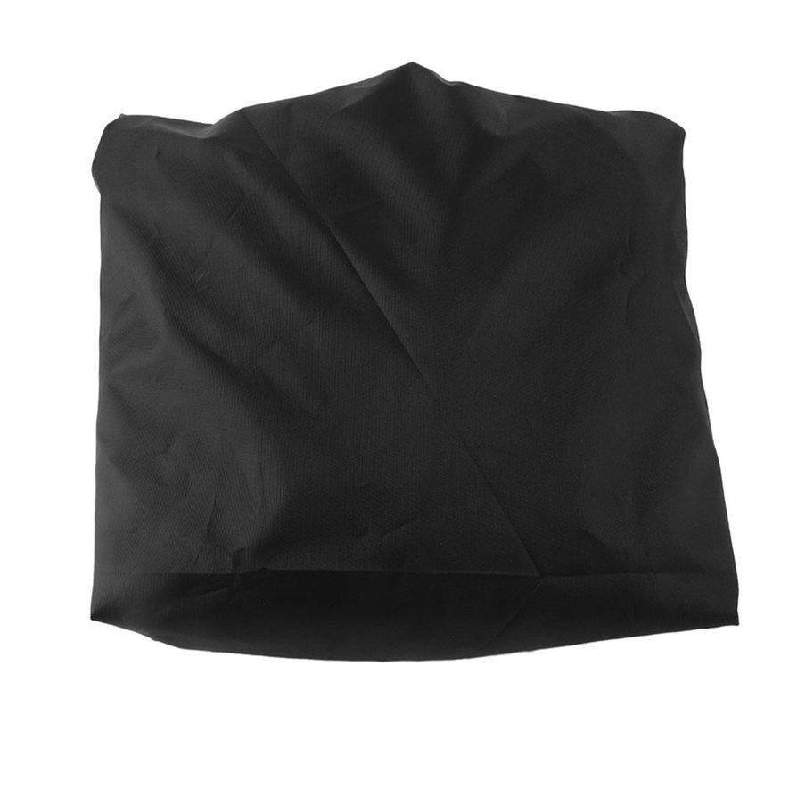 [Flash Sale] Larger Size Outdoor Beach Chair Case 420D Oxford Polyester Black Chair Cover