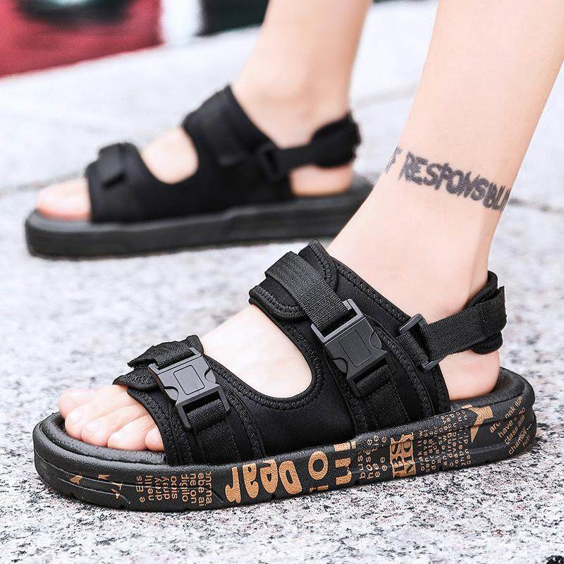 300f4c965566f4 Men Light Sandal Outdoor Dual-purpose Sandal Male Soft Shoes 2019 New  Arrival Summer Men