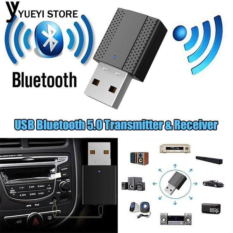 3.5mm Di Động Thiết Bị Phát Bluetooth Music Receiver Thu Bluetooth Không Dây 2 trong 1 Bluetooth5.0 Phát/Adapter Loa Adapter nghe Nhạc stereo